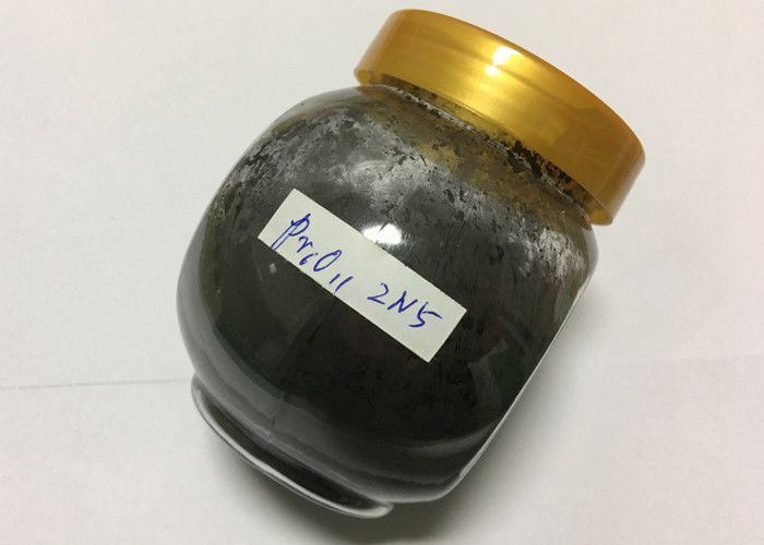 Black Praseodymium Oxide Powder Cas No 12037-29-5 Applied Colour Glasses